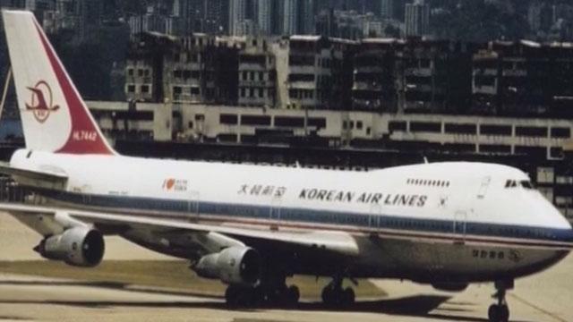 《军情解码》20170307波音747客机