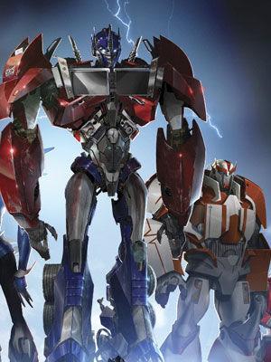变形金刚Prime