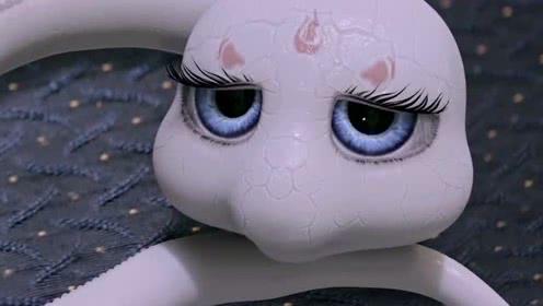 天乩之白蛇传说:白幺幺终于见到了紫萱,但自己却变回蛇身!
