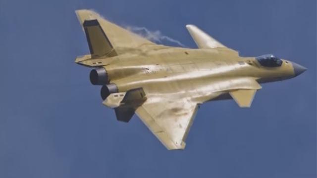 《军情解码》20170316歼-20进入空军序列
