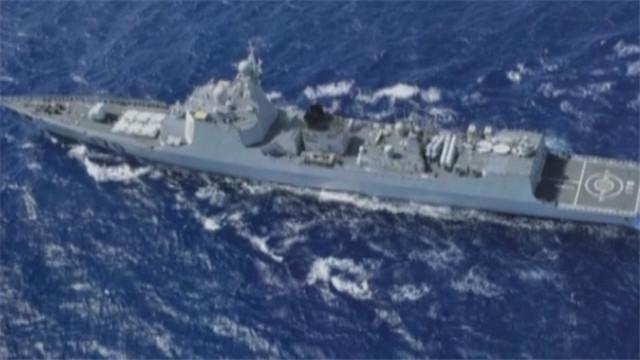 《军情解码》20151102中国军舰