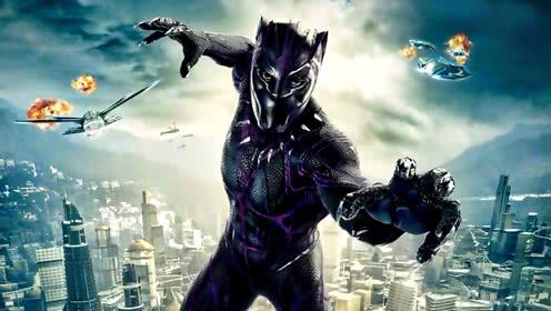 《黑豹》定档预告 漫威新英雄3.9开启复联集结