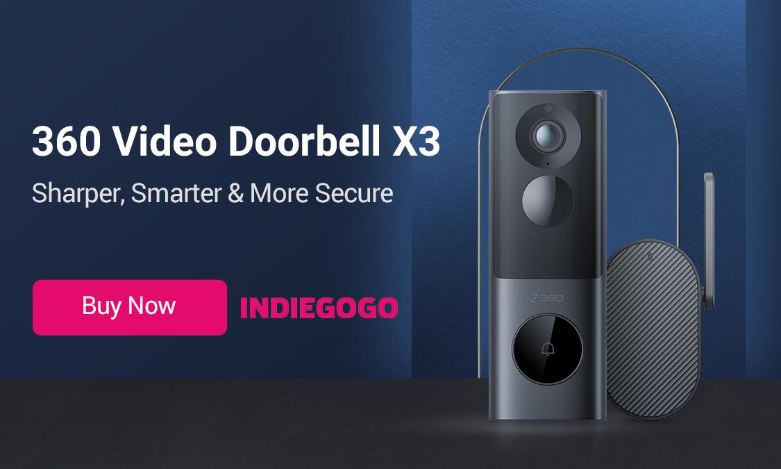 360 VideoDoorbellX3