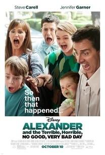 亚历山大和他最糟糕的一天