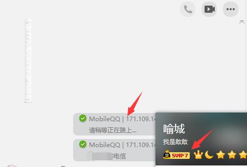 QQ显IP绿色优化版