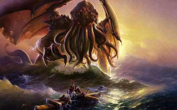 洛夫克拉夫特是谁?克苏鲁神话与他有什么关系?其创造的神话故事想表达什么意思?克苏鲁可以算作当代神话吗