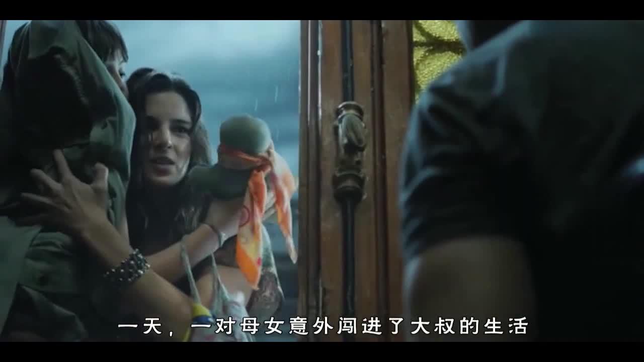 美国伦理电影_电影《隧道尽头》揭秘人性伦理的惊悚片!